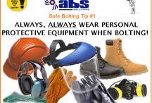 Safe Bolting Tip