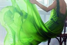Green and Gasping / by Wench