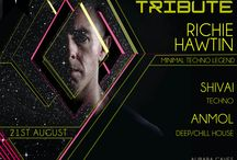 Techno Tribute / A Tribute to Dr Richie Hawtin - One stop definition of Minimal Techno. We will start with @Anmol's set of some Heavy and Deep House.The Night will come young with Shivai's Techno set with full power!