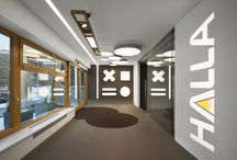 Our Kingdom / Look under the hood of our showroom, lab and offices and find out where our luminaires are made!