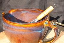 Beautiful pottery & ceramics / by Barbi Montgomery