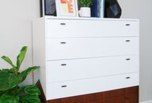 furniture redo / by Karen Anderson