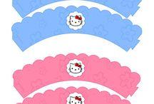 Party - Hello Kitty