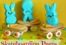 Express Your Peepsonality® / creative ways to use Peeps. I Love Peeps!!!! / by Lisa Wilkerson