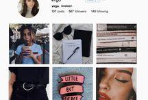 Instagram inspo