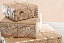 balíčky - dárečky . . .