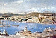 Alberto Valenzuela Llanos (1869 - 1925) / Art from Chile.