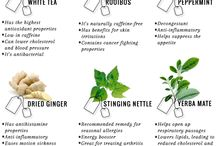 Tea & other healthy habits