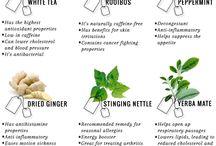 Tea & other healthy habits