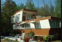 trailer house park