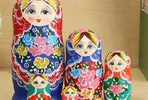 Folk Art Colouring