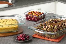 Turkey Day / Terrific Thanksgiving recipes. / by Pyrex