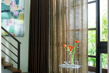 Tritex Fabrics Tranquility Collection / Tritex Fabrics Tranquility Collection is a great selection of silk like fabrics that are great for window coverings, accessories, bedding and more!!