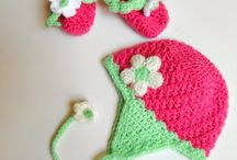 Crochet GIRLs hats