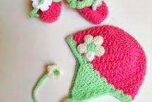Crochet GIRLs hats