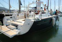 OCEANIS 45 / OCEANIS 45 de Beneteau cuenta con un alto nivel de ingeniería que garantiza un máximo confort crucero.