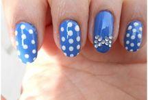 NAIL PAINT'S PINS / increase beauty of your nails by nail art ♥