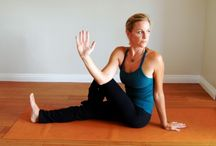 Stretches for hips / by Mary Anne Vooren