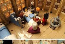Lego slott