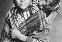 woman cheyenne et bb