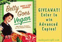Vegan-Licious Cookbooks & Magazines / Vegan cookbooks and magazines I love