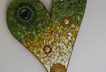 mosaika a vitráž