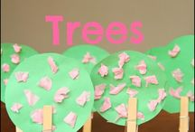 Cherry Blossom Festival Topic - Teaching Ideas - Activities - Arts & Crafts for Children.