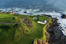 Golf Courses around the world