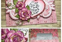 Valentines Inspiration / A board full of projects perfect for Valentines Day!