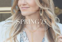 Spring I Collection / Shop the Spring I Collection now! http://www.gorjana.com/spring.html / by gorjana