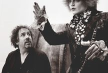 Tim Burton's world