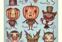 Halloween, Día de muertos