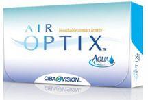Air Optix Aqua 6 Stück / sphärische Kontaktlinsen, Monatlinsen