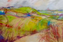 Landscapes in Soft Pastel - Unison Competition / To celebrate the new Michelle Lucking Beach Soft Pastel Set which has just been announced by Unison Pastels, we have added an additional competition to our normal schedule.  The winner of the 'Landscapes in Soft Pastel' competition will receive one of the new pastel sets which has an RRP of £107! Entries accepted until 17th November - enter here: https://www.jacksonsart.com/blog/2016/11/02/landscapes-soft-pastel-unison-competition/