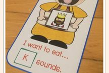 P-3 Literacy: Letters and Sounds