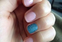 Polished / Nail polish colors, designs, ideas, etc / by Briana Rittersporn