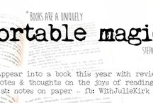 Portable Magic: reviews and thoughts on books and reading