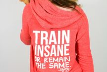 Great Workout Apparel / cute workout apparel that will get you excited about working out!  / by Ugi