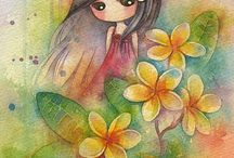 Art I Love!!!! / by Misti Chamberlain