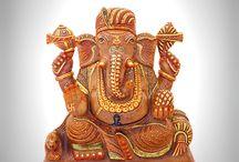 Precious Stone Ganesha