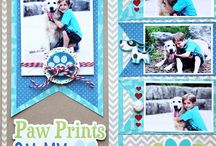 Elaine M Powell  scrapbook ideas