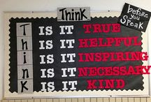 Counseling:  bulletin boards / by Susan Wilbanks