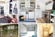 LAUNDRY ROOM AND IDEAS / by Ana Ines Guillermon