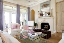 Fireplaces and mantles