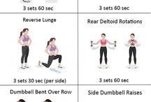 Exerciții pentru spate