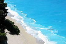 Lefkada / My first island...