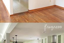 Kitchen Renovations / Befores and Afters