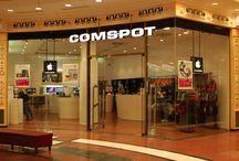 COMSPOT Shops / Unsere COMSPOT Filialen in Deutschland