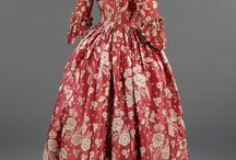 Well-Dressed History: 1740-1769