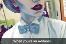 addams family musical ancestors makeup ideas
